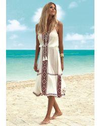 Melissa Odabash - Gwyneth Dress - Lyst