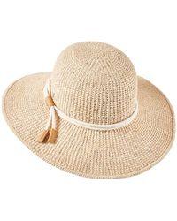 Helen Kaminski - Bilbao Wide Brim Hat - Lyst