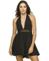 Pilyq - Celeste Dress Black - Lyst
