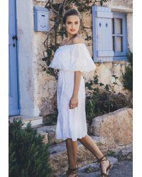 Pampelone - Sardinia Dress - Lyst