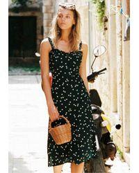 Faithfull The Brand - Gizelle Midi Dress - Lyst