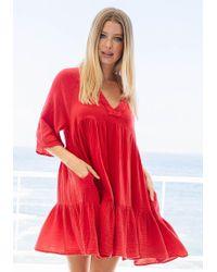 fcce89bb3020b2 Lyst - J.Crew Petite Marbella Long Dress In Silk Chiffon in Metallic