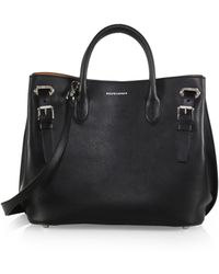 Ralph Lauren Collection Small Grommet Tote - Lyst