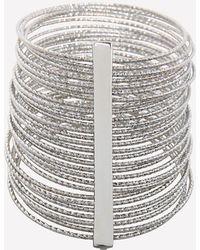 Bebe - Connected Bangle Bracelet - Lyst