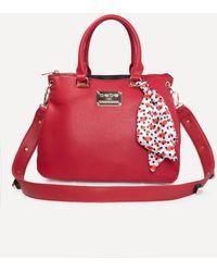 Bebe - Serena Crossbody Bag - Lyst