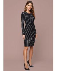 98362e4442 Lyst - Women's Bebe Cocktail dresses Online Sale