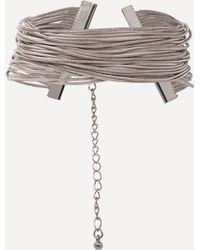 Bebe - Multi-strand Bracelet - Lyst