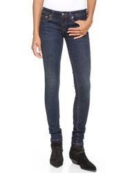 R13 The Skinny Jeans - Lyst