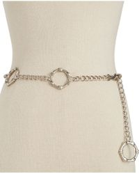 Style & Co. - Style&co. Bamboo Chain Belt - Lyst