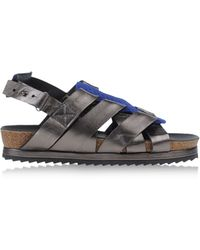 Surface To Air Sandals gray - Lyst