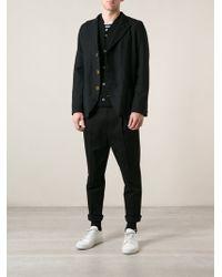 Comme Des Garçons Three Button Jacket - Lyst
