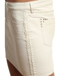 IRO | Wirt Leather Skirt | Lyst