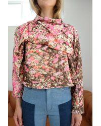 Anntian - Sweat Shirt Print L - Lyst