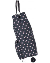 Cath Kidston - Medium Shopper Foldaway Trolley - Lyst