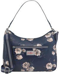 7c4fc91b9dda Lyst - Cath Kidston Foldaway Overnight Bag in Blue