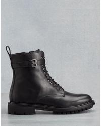 Belstaff - Finley Boots - Lyst