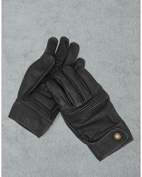 Belstaff - Montgomery Handschuhe Für Herren - Lyst