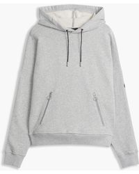 Belstaff - Devonia Hooded Sweatshirt - Lyst