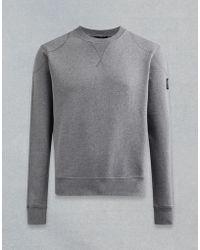 Belstaff - Jefferson Sweatshirt Man - Lyst