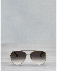Belstaff - Panther Aviator Sunglasses - Lyst