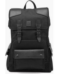 Belstaff - Roadmaster Backpack - Lyst