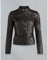 Belstaff - Gylde Biker Jacket - Lyst