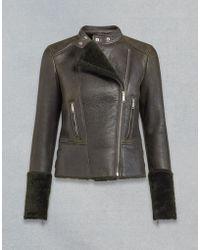 Belstaff - Farnworth Biker Jacket - Lyst