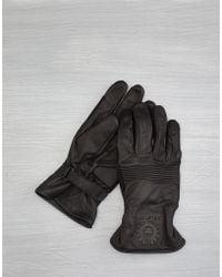 Belstaff - Cairn Handschuhe Für Herren - Lyst