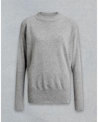Belstaff - Shaw Sweater - Lyst