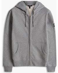 Belstaff - Wentworth Hooded Sweatshirt - Lyst