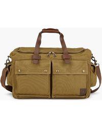 Belstaff - Magnum Weekender Bag - Lyst