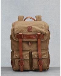 caaee09073b Belstaff - Colonial Backpack - Lyst