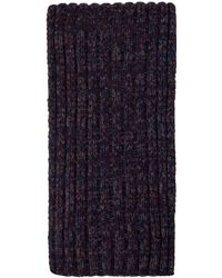 Ben Sherman - Marl Knitted Scarf - Lyst