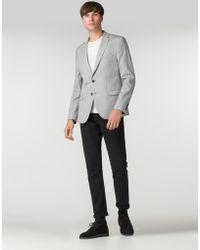 Ben Sherman - Putty Speckle Camden Fit Jacket - Lyst