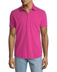 Orlebar Brown - Men's Sebastian Tailored Polo Shirt - Lyst