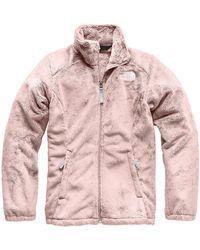 The North Face - Osolita Fleece Jacket - Lyst