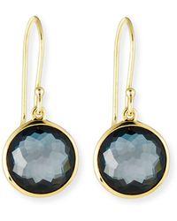 Ippolita - 18k Gold Rock Candy Mini Lollipop Earrings - Lyst