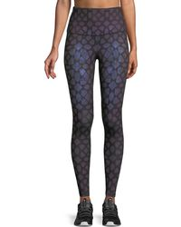 The North Face - High-rise Contoured Tech Performance Tights - Lyst