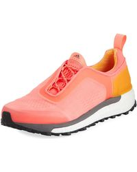 adidas By Stella McCartney - Supernova Trail Knit Sneakers - Lyst
