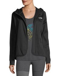 The North Face - Arcata Zip-front Long-sleeve Performance Jacket - Lyst