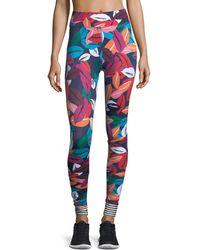 The Upside - Adventure Time Multicolor Full-length Yoga Leggings - Lyst