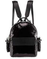 Buscemi - Phd Sequined Backpack - Lyst