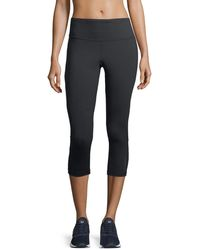 Brooks - Greenlight Capri Performance Tights - Lyst