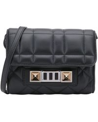 Proenza Schouler | Ps11 Quilted Leather Wallet-on-strap | Lyst