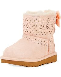 UGG - Dae Sunshine Perforated Boot - Lyst