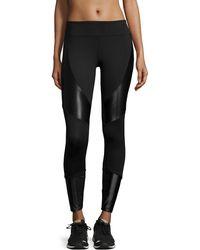 Koral Activewear - Forge Contrast-panel Sport Leggings - Lyst