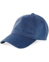 Rag & Bone - Marilyn Baseball Cap (dark Brown) Caps - Lyst