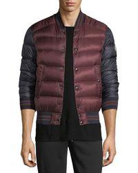 Moncler - Bradford Puffer Jacket - Lyst