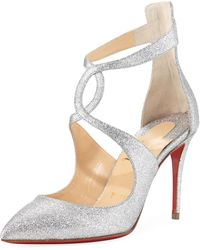 Christian Louboutin - Rosas 85mm Red Sole Pumps - Lyst
