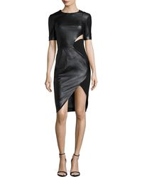 Big Discount Online Midi dress MUGLER Fashionable For Sale m9ozbAp1